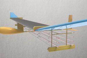 Mỹ thử nghiệm thành công máy bay không động cơ