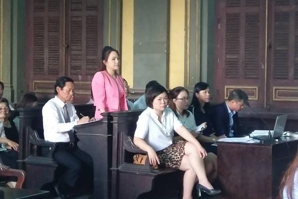 Vụ mất 245 tỷ đồng ở Eximbank: Bà Chu Thị Bình mới được trả 59 tỷ đồng