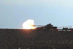 Giải phóng al-Safa, quân đội Syria chuẩn bị truy quét IS trên sa mạc