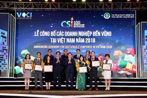 Lần thứ 3 Traphaco vào top 10 doanh nghiệp bền vững tại Việt Nam