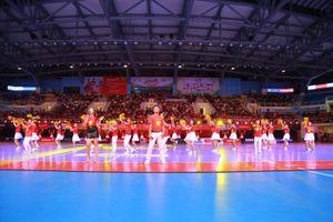 Quảng Ninh: Khai mạc Giải bóng đá Futsal HDBank Cúp Quốc gia 2018