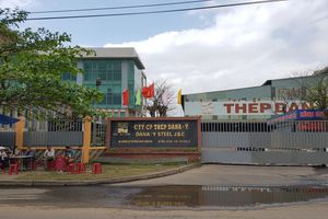 Đà Nẵng: Hai nhà máy thép bị phạt tiền, cấm hoạt động 6 tháng