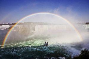 Khám phá vẻ đẹp hùng vĩ, kỳ ảo của thác Niagara