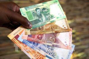 Nam Phi tăng lãi suất ngân hàng nhằm kiềm chế lạm phát