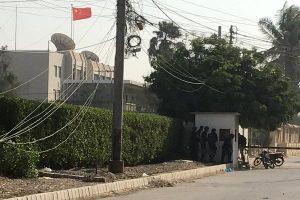 Pakistan xác nhận 4 người thiệt mạng trong vụ khủng bố lãnh sự quán Trung Quốc