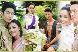 4 phim truyền hình Thái Lan về đề tài cổ trang kết hợp với hiện đại, xuyên không của TV3 sẽ lên sóng trong năm 2019