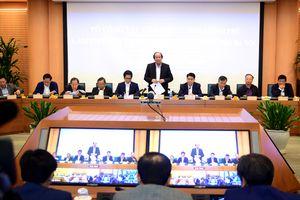 Thủ tướng Chính phủ lưu ý Hà Nội quyết liệt xử lý sai phạm trong quản lý đất đai