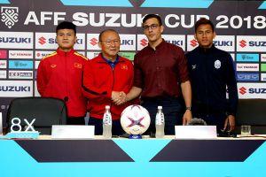 HLV Park Hang Seo thận trọng trước trận đấu với Campuchia