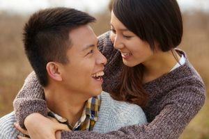 Hạnh phúc khi gặp đúng người đàn ông yêu thương mình