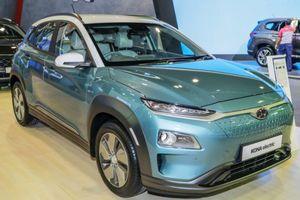 Hyundai Kona Electric 'đánh bại' xe điện bán chạy nhất thế giới Nissan Leaf
