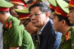 Ông Phan Văn Vĩnh xin giảm hình phạt xuống mức thấp nhất