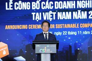 Kỳ vọng những 'gót chân xanh' mới đồng hành phát triển bền vững