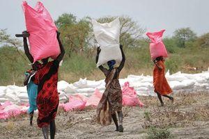 Nỗi khổ của người dân Nam Sudan