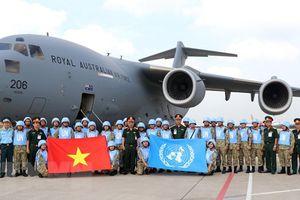 Nâng cao năng lực tham gia gìn giữ hòa bình Liên hợp quốc của Việt Nam