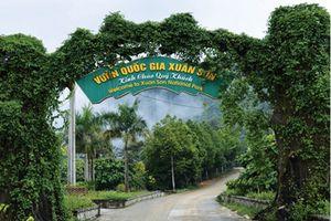 Bổ sung Vườn quốc gia Xuân Sơn, tỉnh Phú Thọ vào danh mục các địa điểm tiềm năng phát triển thành khu du lịch quốc gia