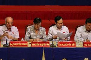 Cử tri đòi hỏi trách nhiệm giám sát của đại biểu Quốc hội
