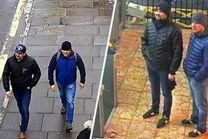 Anh công bố video về nghi phạm đầu độc cựu điệp viên Skripal