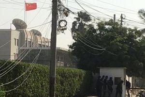 Lãnh sự quán Trung Quốc tại Pakistan bị tấn công, 2 cảnh sát thiệt mạng