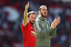 Chuyển nhượng MU: Arsenal theo sát Juan Mata