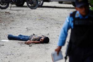 Cuộc thanh toán đẫm máu giữa các băng đảng tội phạm Honduras