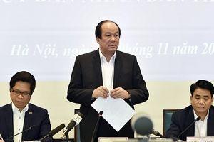 9 kỳ vọng của Thủ tướng Nguyễn Xuân Phúc với thành phố Hà Nội