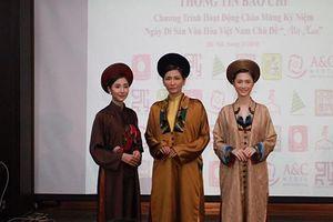 'Nét xưa' chào mừng Ngày di sản văn hóa Việt Nam 23-11