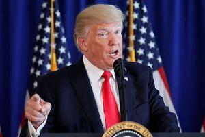 Ông Trump cảnh báo đóng cửa chính phủ vào tháng tới