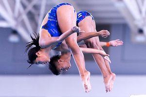 Đại hội thể thao toàn quốc 2018: Hà Nội nhất môn nhảy cầu với 7 HCV