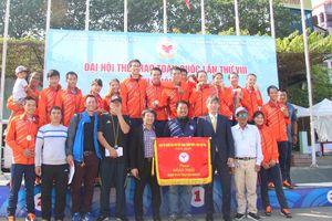Giành thêm 5 HCV, chủ nhà Hà Nội khẳng định vị thế số 1 môn rowing