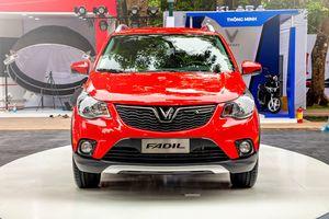 Thêm VinFast Fadil, phân khúc xe giá rẻ ngày càng trở nên 'chật hẹp'