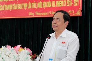 BẢN TIN MẶT TRẬN: Phấn đấu mỗi xã thuộc huyện Cờ Đỏ phải có một sản phẩm chủ lực