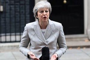 Brexit và khó khăn của Thủ tướng Anh