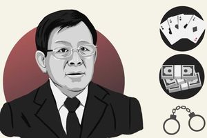 Vai trò của ông Phan Văn Vĩnh trong đường dây đánh bạc nghìn tỷ