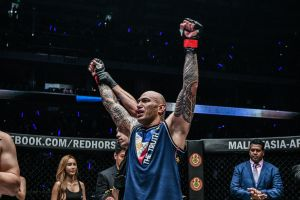 Chủ nhà Philippines đại thắng ở giải MMA lớn nhất châu Á