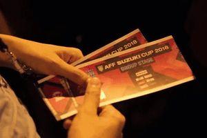 Giá 'vé chợ đen' tăng, cao hơn 3 lần giá gốc trước trận gặp Campuchia