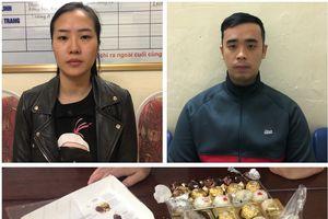 Bắt cặp đôi chuyển ma túy từ Canada qua đường bưu điện về Hải Phòng