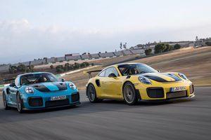 Porsche 911 GT2 RS thêm gói nâng cấp cho người mê tốc độ