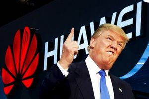 Mỹ kêu gọi tẩy chay sản phẩm của Huawei