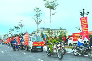 Quận Hoàng Mai: Trật tự đô thị chuyển biến tích cực