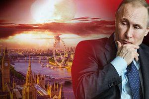 Tổng thống Putin cảnh báo 'thảm họa toàn cầu' nếu Nga bị tấn công hạt nhân