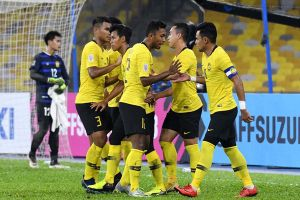 Vùi dập đội nhất bảng Myanmar, Malaysia nối gót ĐT Việt Nam vào bán kết AFF Cup 2018
