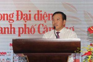 Lễ kỷ niệm 10 năm thành lập Văn phòng Báo Nông Thôn Ngày Nay tại Cần Thơ