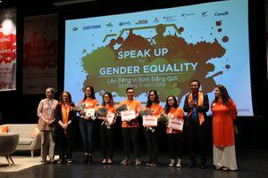 Tuổi trẻ cùng chung tay vì bình đẳng giới