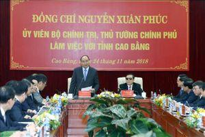 Cao tốc Đồng Đăng-Trà Lĩnh sẽ mở ra một hướng mới về phát triển của tỉnh Cao Bằng