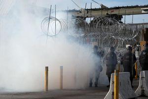 Biên giới Mỹ-Mexico 'căng như dây đàn' vì người di cư Trung Mỹ