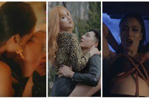 MV ngập cảnh 'nóng, dị': Qua thời sáng tạo, chiêu trò lên ngôi?