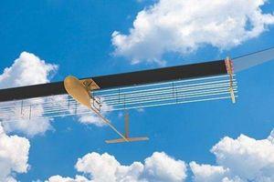 Mỹ tạo ra máy bay động cơ 'ion'