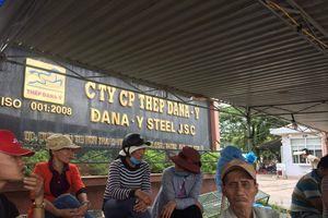 Đà Nẵng: Hai nhà máy thép bị đình chỉ hoạt động 6 tháng và nộp phạt hơn 1,1 tỷ đồng