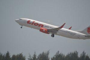 Hé lộ nỗ lực cuối cùng của phi công máy bay Lion Air trước khi gặp nạn