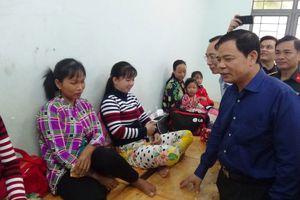Bộ trưởng Nguyễn Xuân Cường: 'TP.HCM phải lường hết mọi kịch bản với bão số 9'